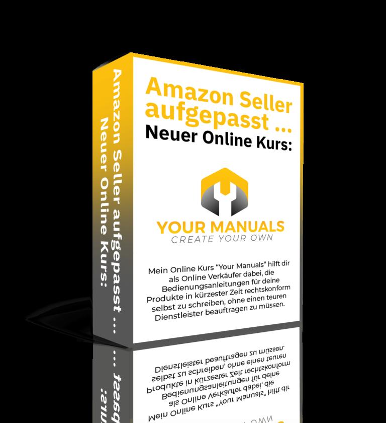 Online Kurs Your Manuals für Amazon FBA Seller
