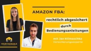 Interview Your Manuals mit Versicherungsexperten Jan Klimaschka