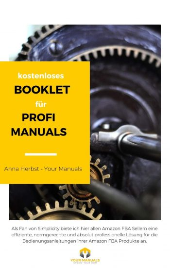 Kostenloses Booklet Your Manuals